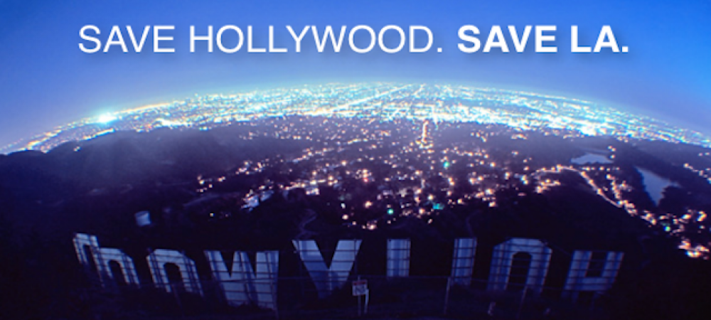 Save Hollywood